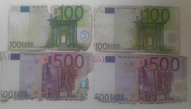 Где можно обменять испорченные купюры в Алматы и Астане. Обмен испорченных долларов и евро.Где поменять рваную купюру. Испорченные купюры доллары Казахстан.
