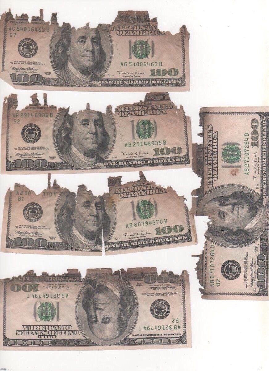 Где обменять поврежденные и испорченные доллары. Обмен поврежденных долларов и евро. Куда сдавать испорченные доллары и евро в Казахстане.