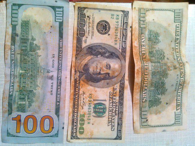 Куда девать испорченные деньги: евро, доллары, фунты, рубли и тенге? Как поменять испорченные купюры и монеты? Как и где можно обменять испорченные купюры?