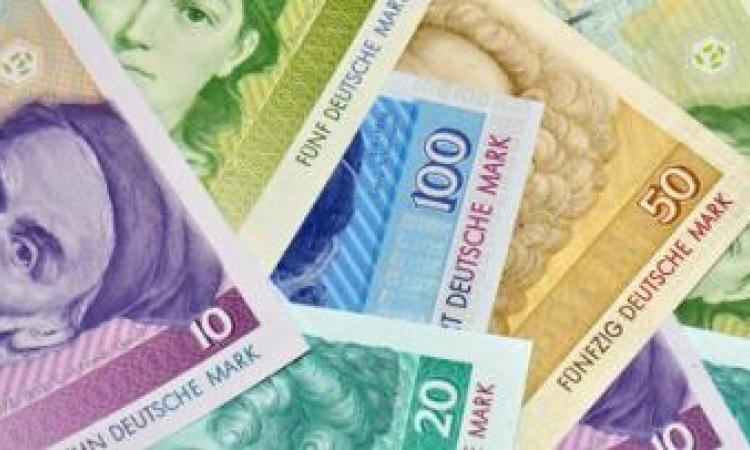 Где обменять немецкие марки на евро в Казахстане? Где производят обмен немецких марок. Можно ли поменять немецкие марки на евро